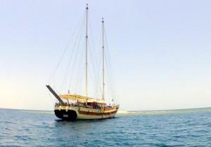 Sudan, caicco nel Mar Rosso