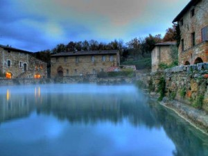terme Val d'Orcia