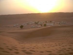 il deserto nel Dohfar