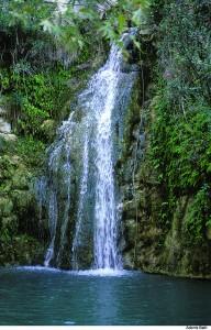 Cascate di Kaledonian, Bagni di Adone