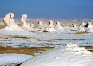 Deserto Bianco egiziano