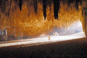 Djara cave, Deserto Bianco egiziano
