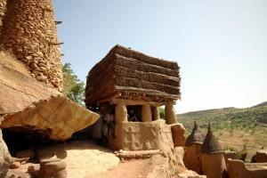 Mali, Dogon toguna