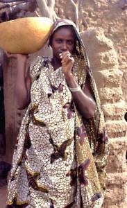 Mali, donna Dogon