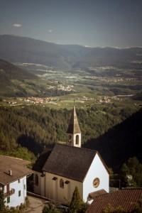 Val di Non, Santa Maria di Bresimo