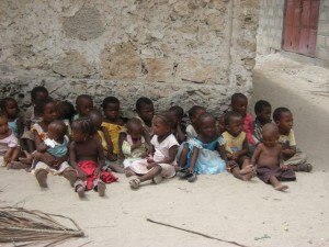 bambini Zanzibar