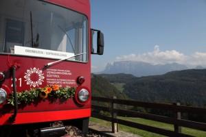 Trenino del Renon, Alto Adige