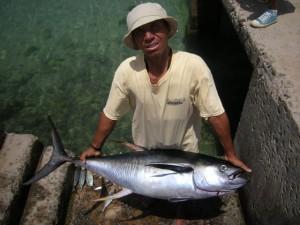 pesca a Boa