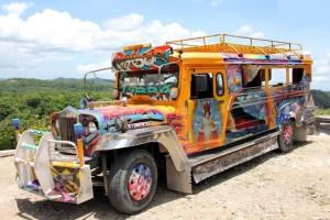 taxi collettivo, Filippine