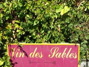 Camargue, territorio dei vin de sables