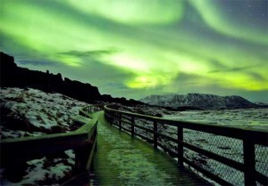 Aurora boreale, 4 Winds