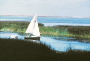 Navigare nella Humboldt Bay