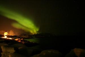 Northern lights Johnny Storvik.