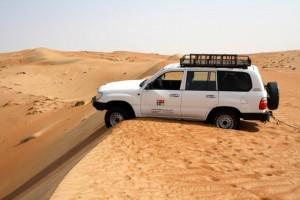Oman in fuoristrada