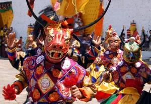 Bhutan, Paro festival