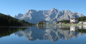 Lago di Misurina, dolomiti.it