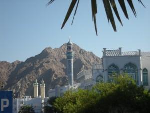 Moschea a Muscat