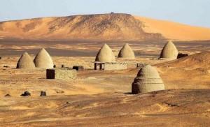 deserto di Old Dongola