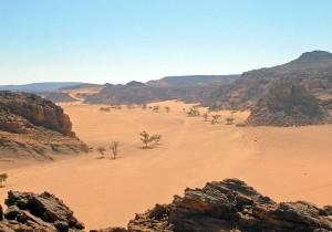 deserti del Sudan