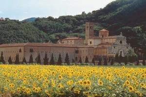 La Via delle Chiese, abbazia di Praglia, Archivio Turismo Padova Terme Euganee, L Tomasin