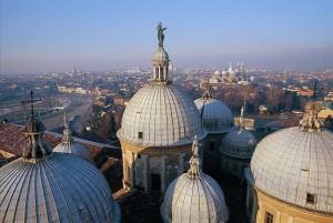 cupole Basilica S Giustina