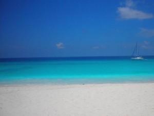 spiagge delle Seychelles