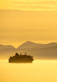 Hurtigruten nella Norvegia del Nord