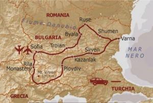 11 giorni in Bulgaria