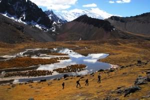 Peru' trekking Ausangate