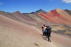 Peru', trekking Ausangate