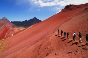 Peru', trekking sull'Ausangate