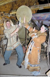 danze in Kamchatka