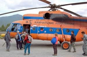 viaggiare in Kamchatka