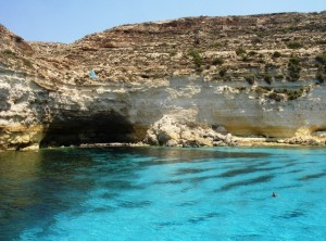 grotta Lampedusa