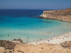 isola dei Conigli, Lampedusa, wikipedia.org.