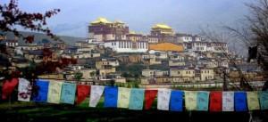 Tibet paesaggi