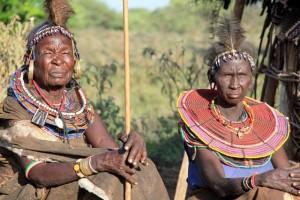 donne Turkana, Kenya