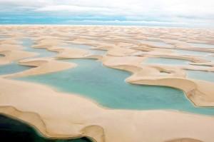 dune e lagune, Brasile Nord Est