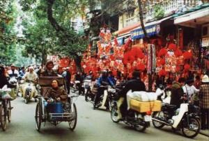 risciò Hanoi