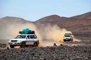 Sudan, Deserto Bayuda