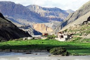 Mustang villaggio