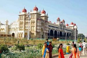 Kerala, Mysore Palace