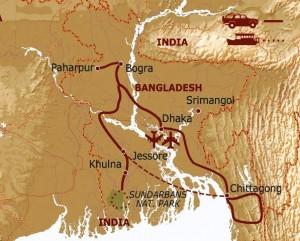 viaggio in Bangladesh
