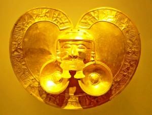 Bogotà, Museo del Oro