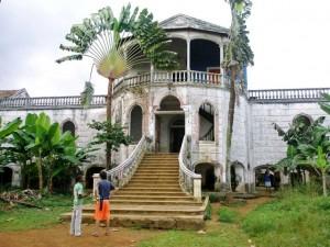 architettura coloniale Sao Tome