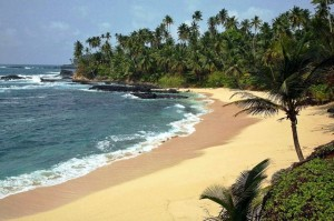 spiagge di Sao Tome