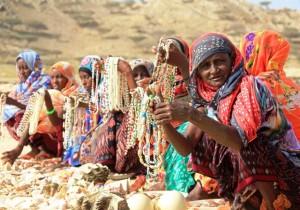 Dahlak women