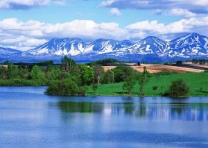 Hokkaido trekking