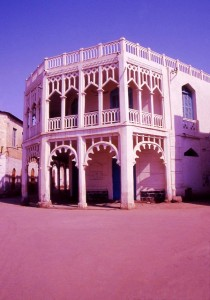Massawa building