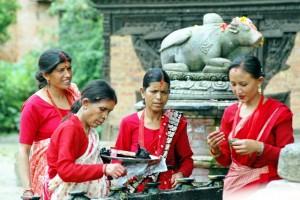 Nepal, donne